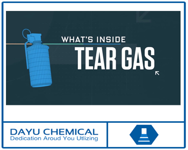 The Best Tear Gas Powder Manufacturer